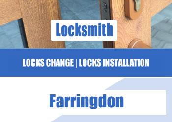 Farringdon locksmith